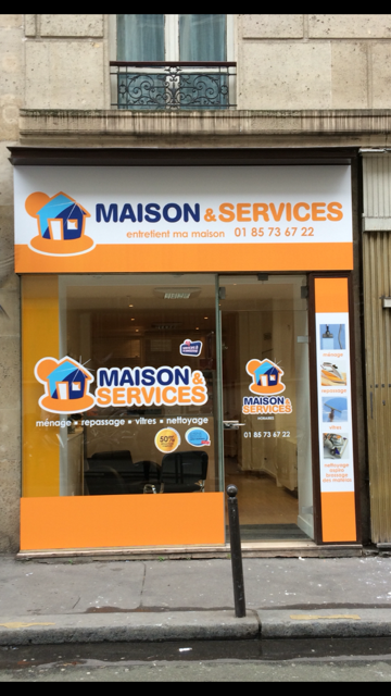 Maison et Services Paris 16