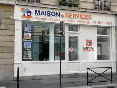 Maison et Services Paris 18